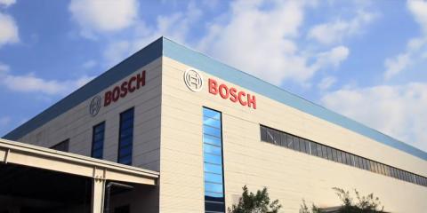 Planta de producción de equipos VRF de Bosch