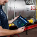 Asistente digital MEC Optimize de Bosch para optimizar las salas de calderas industriales