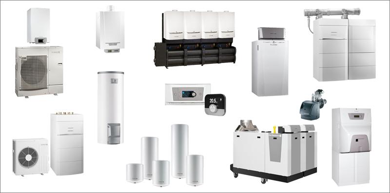 De Dietrich, empresa especializada en sistemas de calefacción y agua caliente sanitaria.