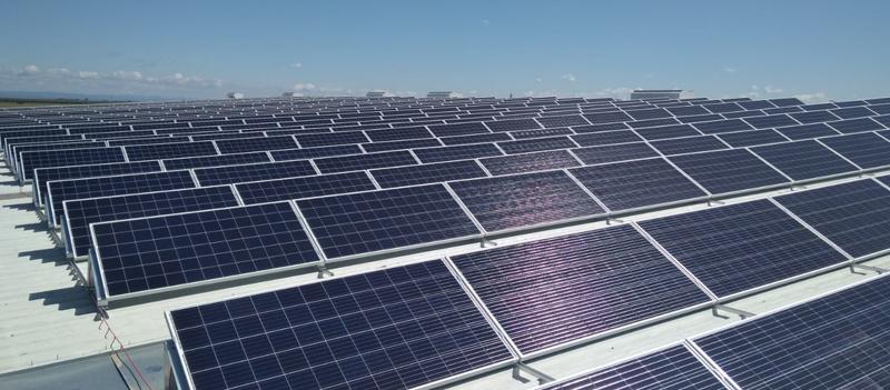 Siplan Ibérica instala una planta de 285 kW de autoconsumo en La Luisiana (Sevilla).