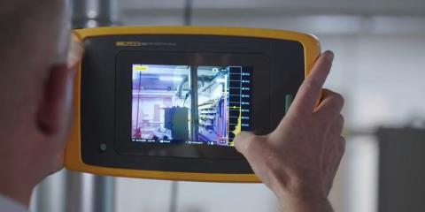 La detección de fugas mediante cámara acústica industrial aporta un 10% de ahorro energético en las cadenas de producción