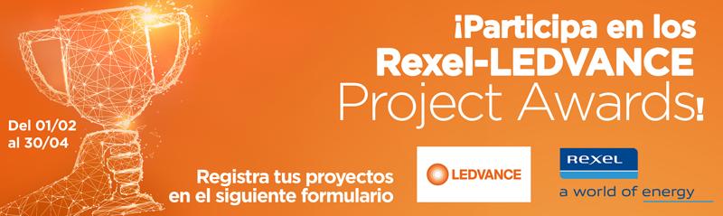 LEDVANCE y Rexel Spain lanzan el Rexel-LEDVANCE Project Awards