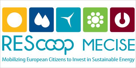 REScoop MECISE moviliza a los ciudadanos europeos para invertir en energía sostenible a través de cooperativas
