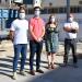 Cubierta solar en un colegio de Palma del Río que suministrará energía a tres edificios públicos