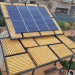 Valencia inicia la instalación de cinco pérgolas fotovoltaicas en edificios municipales