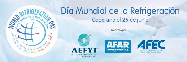 Día Mundial de la Refrigeración se sitúa como la jornada de referencia en la industria de la refrigeración