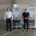 Comienza la instalación de 52 calderas de biomasa en municipios de Jaén