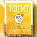 El esquema ENplus para pellets de madera alcanza las mil empresas certificadas