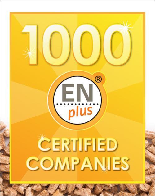 EN plus ® celebra 1000 empresas certificadas