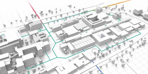 Un campus universitario de Gotemburgo se convierte en distrito libre de combustibles fósiles