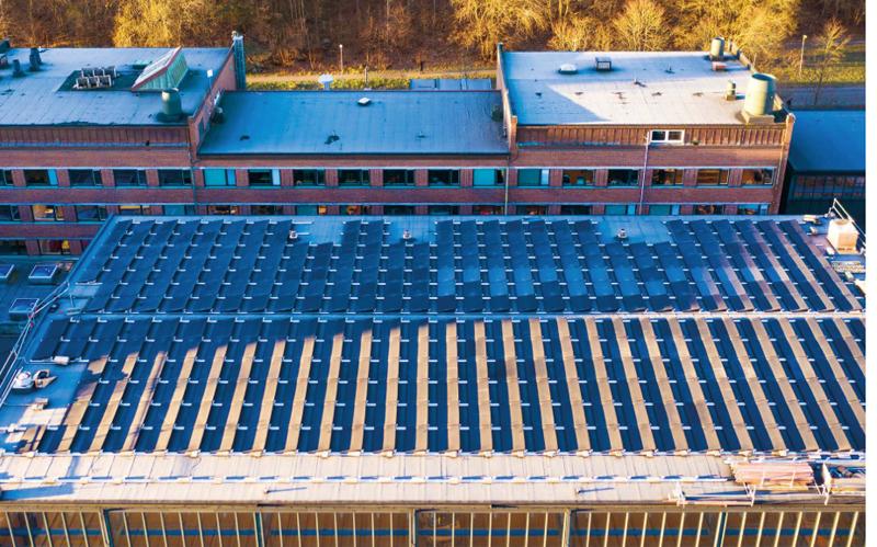 FED Gottemburgo, Distritos Libres de Combustibles Fósiles