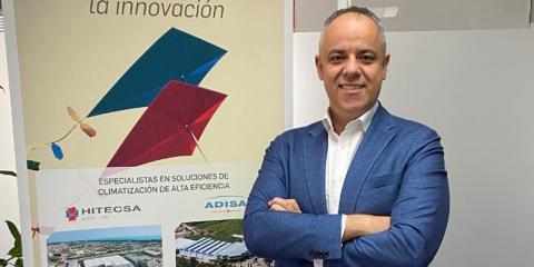 Juan Antonio Porto es el nuevo International Sales Manager de Hitecsa y Adisa Heating