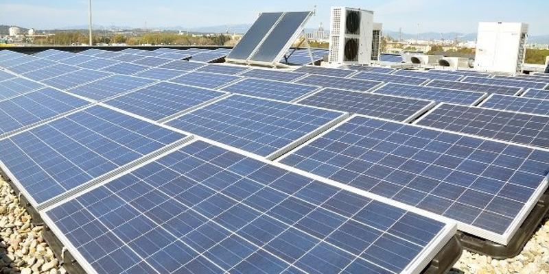 Puerto de Tarragona puesta por medidas de eficiencia energética