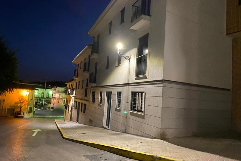 Campo Real arranca un proyecto piloto para reducir el consumo del alumbrado público hasta un 84%