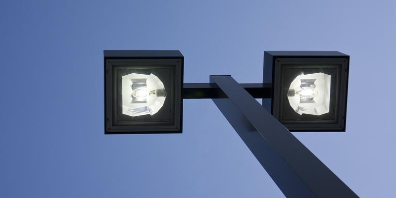 El Ayuntamiento de Murcia mejora la seguridad vial de la Avenida de Alicante con la instalación de nuevas luminarias LED