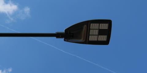 Las calles de Rincón de la Victoria se pasan a luminarias con tecnología LED
