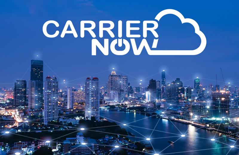 Carrier Now, un nuevo espacio digital