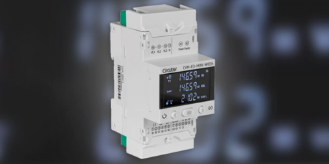 Nuevo analizador de redes de Circutor con Wi-Fi y Bluetooth para gestión de consumos