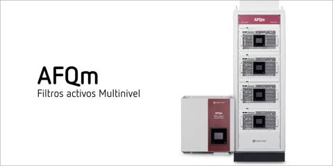 Instalación y configuración de Filtro Activo Multifunción AFQm de Circutor