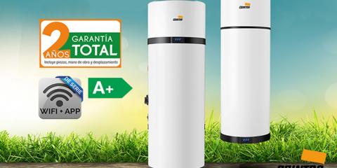 Cointra presenta su nueva gama de bombas de calor Oasis para ACS mediante aerotermia
