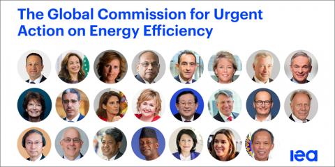 Recomendaciones para impulsar la eficiencia energética como pieza clave en una recuperación sostenible