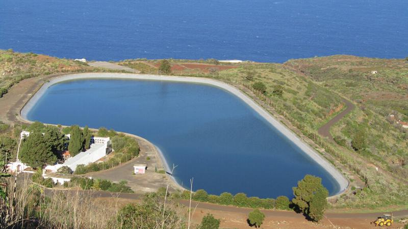 El Consejo Insular de Aguas del Cabildo de la Palma saca a licitación el suministro eléctrico de sus instalaciones en una apuesta por las energías renovables y de alta eficiencia