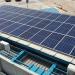 Naviera instala paneles fotovoltaicos en sus oficinas del puerto de Valencia