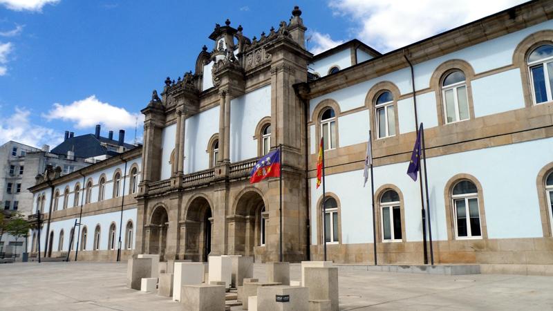 La Diputación de Lugo se abastecerá con electricidad 100% renovable.
