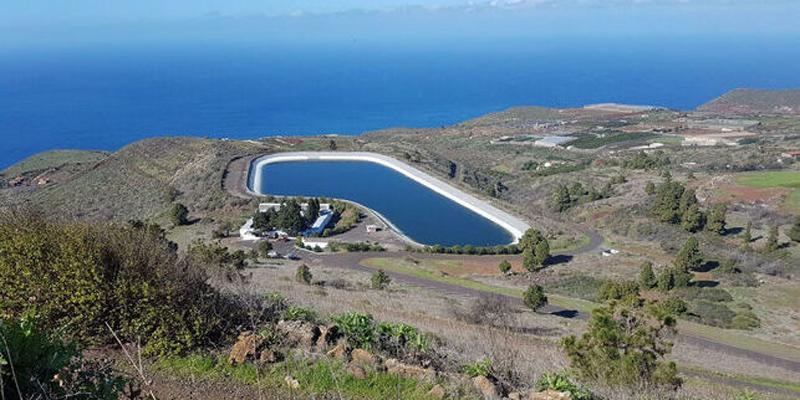 El Consejo de Aguas de La Palma adjudica el suministro eléctrico de sus instalaciones con renovables