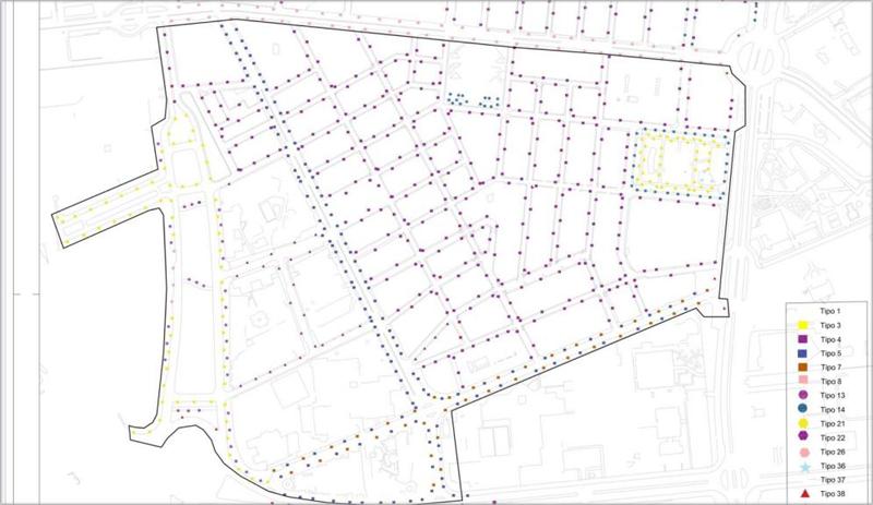 Los barrios de La Florida y Ciudad de Asís de Alicante serán los primeros donde se renueve el alumbrado público.