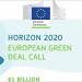 Abierta la Convocatoria del Pacto Verde Europeo para afrontar la crisis climática