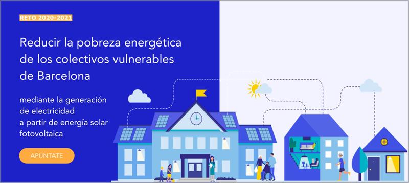 reto de pobreza energética de DataCity Lab