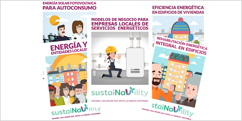 Navarra presenta una guía sobre modelos de negocio para empresas locales de servicios energéticos