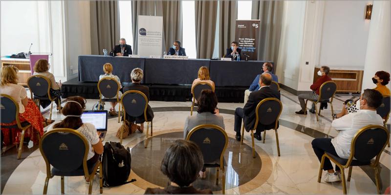 Los Premios Ekieraikin fueron presentados el pasado 10 de septiembre, con la intervención del diputado de Medio Ambiente y Obras Hidráulicas de la Diputación de Gipuzkoa, José Ignacio Asensio.