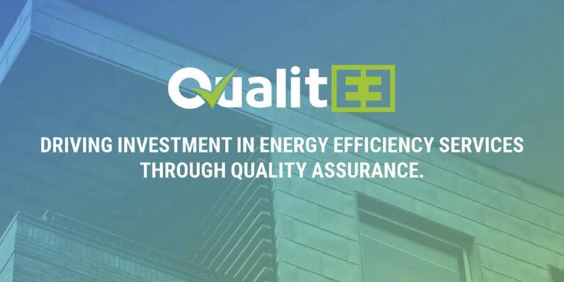 Logo proyecto europeo QualitEE