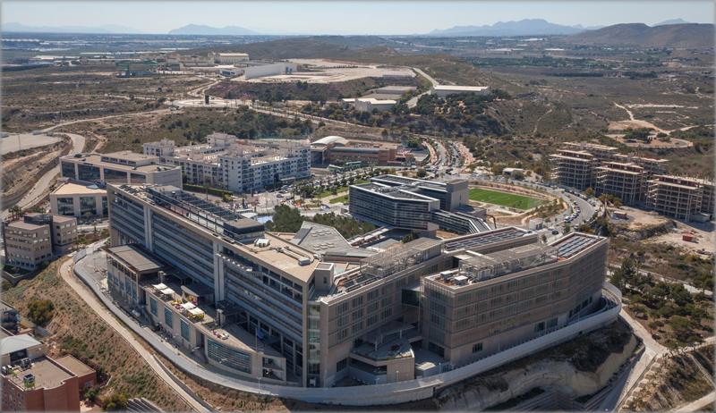 Edificios sede EUIPO