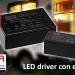 Nueva serie de drivers de Electrónica OLFER para regular la tensión de los Leds