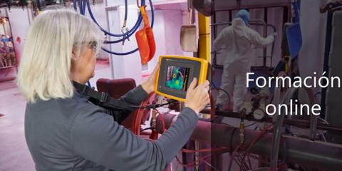 Webinar de Fluke sobre técnicas de detección de fugas de aire comprimido