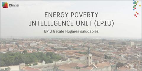 Identificar y reducir la pobreza energética oculta, objetivo del proyecto EPIU Getafe Hogares Saludables