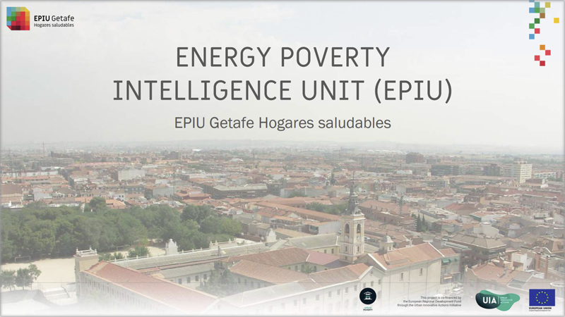 proyecto 'EPIU Getafe Hogares Saludables'