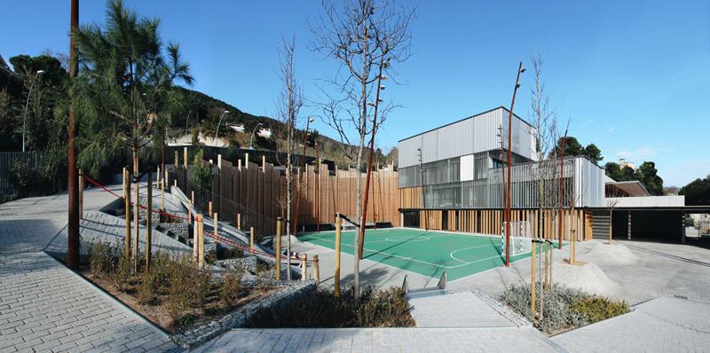 Escuela Betania Patmos, Barcelona