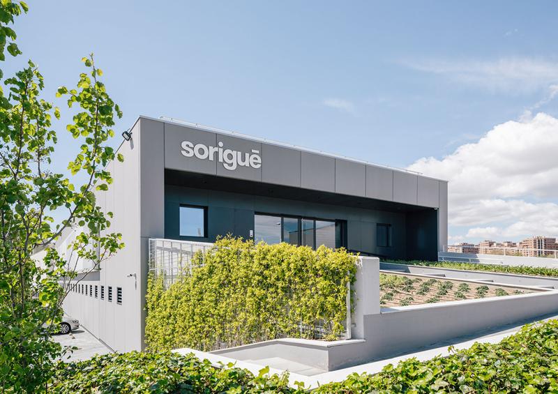 Edificio Industrial Sorigué, Madrid