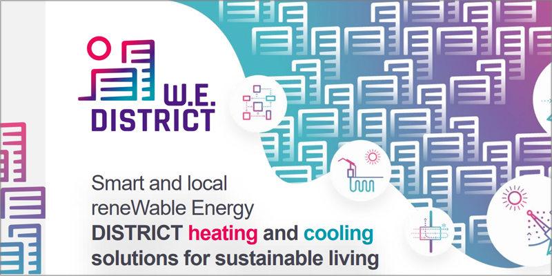 proyecto Wedistrict