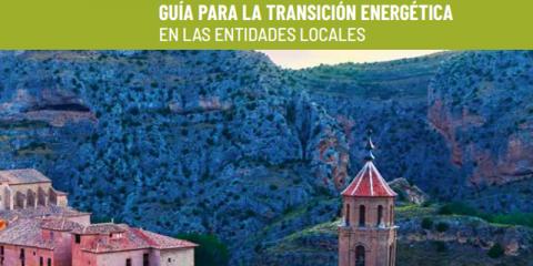 Publicada una guía para la transición energética en las entidades locales
