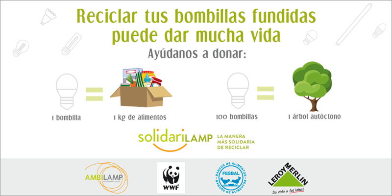 campaña solidarilamp