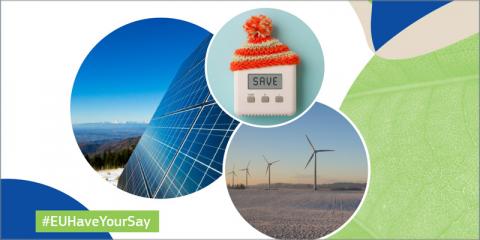 Consulta pública sobre la revisión de la directiva europea de eficiencia energética