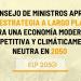 El Gobierno aprueba la Estrategia de Descarbonización a Largo Plazo 2050
