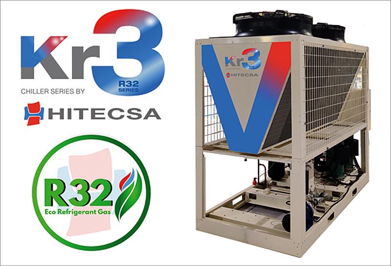Hitecsa lanza al mercado su nueva gama Kr3