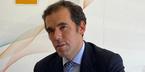 Rafael Benjumea, presidente de la Unión Española Fotovoltaica (UNEF)