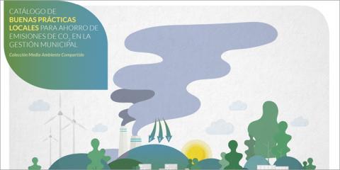 Catálogo de buenas prácticas para reducir las emisiones de CO2 en municipios de Granada